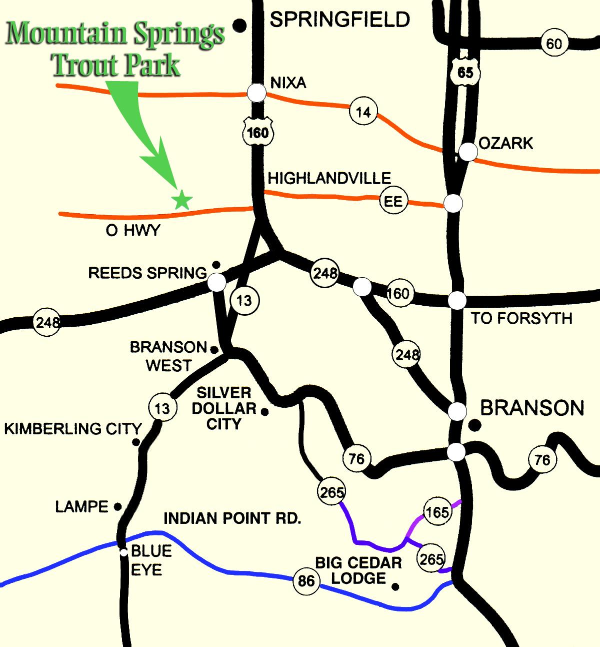 MSTP Map